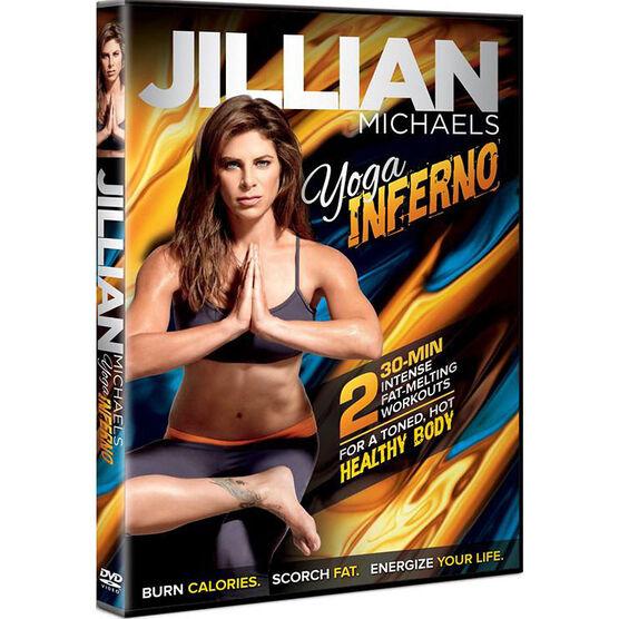 Jillian Michaels Yoga Inferno - DVD
