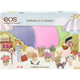 eos Softness is in Bloom Hand Lotions - 3 x 44ml