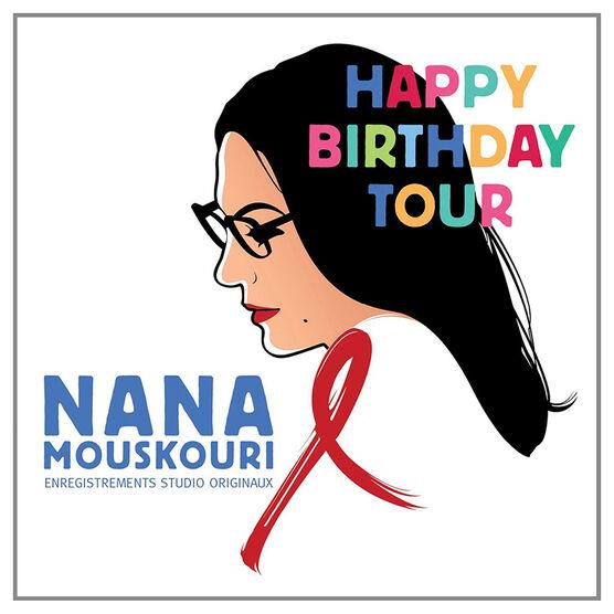 Nana Mouskouri - Happy Birthday Tour - CD
