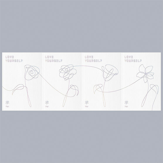 BTS - Love Yourself: Her - CD