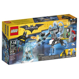LEGO Batman Movie - Mr. Freeze Ice Attack
