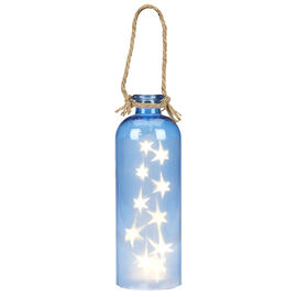 London Drugs LED Bottle Lamp - Stars - Assorted