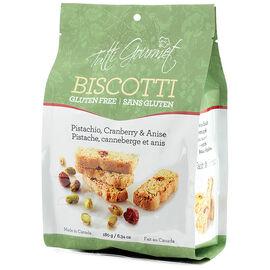 Tutti Gourmet Biscotti - Pistachio Cranberry & Anise - 180g