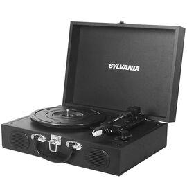 Sylvania Portable USB Turntable