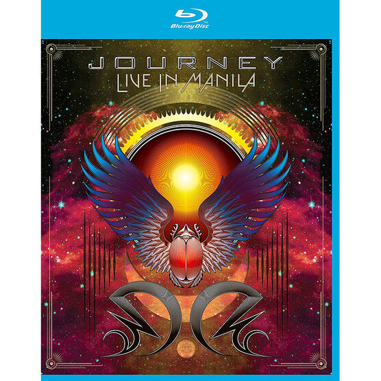 Journey: Live in Manila - Blu-ray + 2 CD