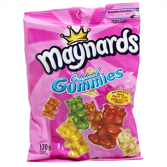 Maynards Original Gummies - 170g