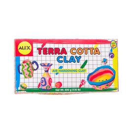 Alex Terra Cotta Clay - 500g