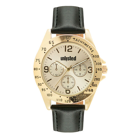Unlisted by Kenneth Cole Women's Chronograph Watch - 10032083