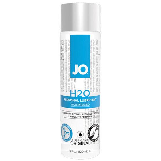 System JO H2O Lubricant - 120ml