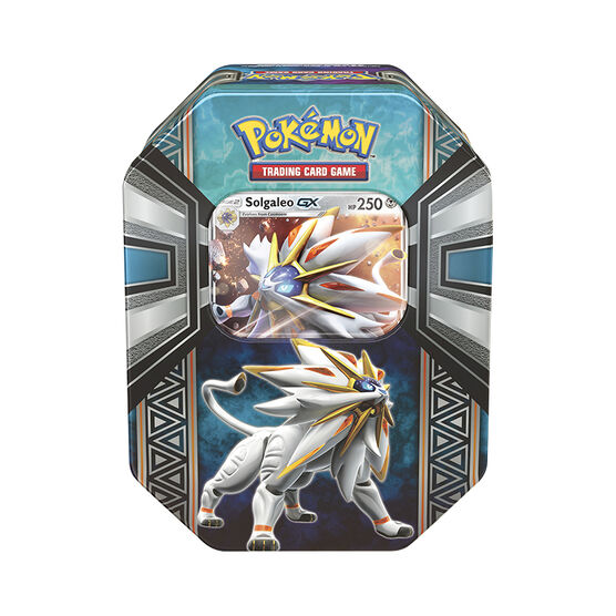 Pokemon TCG - Legends of Alola Tin - Assorted
