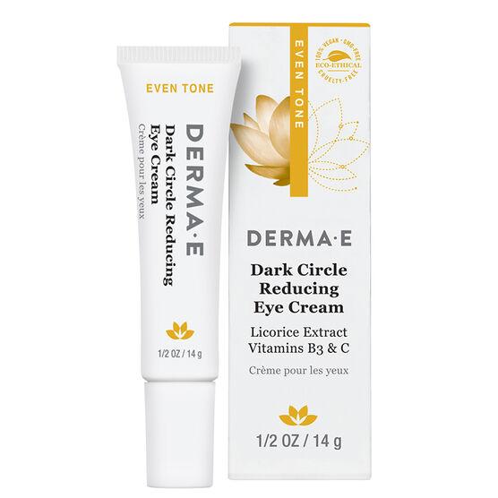 Derma E Even Tone Dark Circle Reducing Eye Cream - 14g