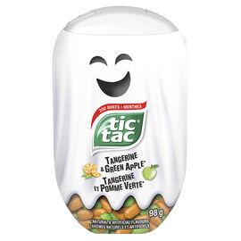 Tic Tac Mints - Tangerine & Green Apple - 98g