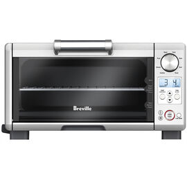 Breville Mini Smart Oven - Stainless Steel - BREBOV450XL