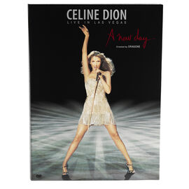 Celine Dion: A New Day - Live in Las Vegas - DVD