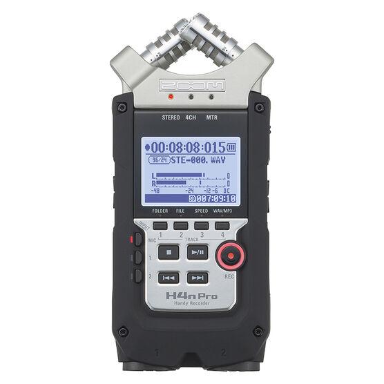 Zoom H4n Pro Handy Recorder - ZH4NPRO