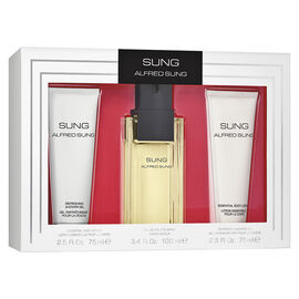 Alfred Sung Ladies Fragrance Gift Set - 3 piece