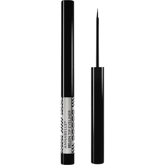 Annabelle Brush Tip Eyeliner - Black