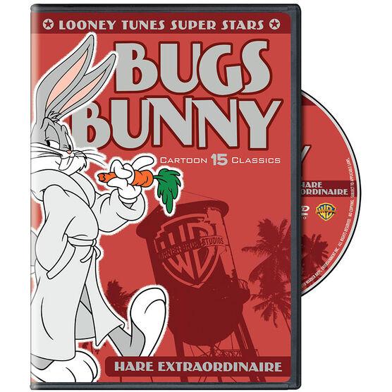 Looney Tunes: Bugs Bunny - DVD