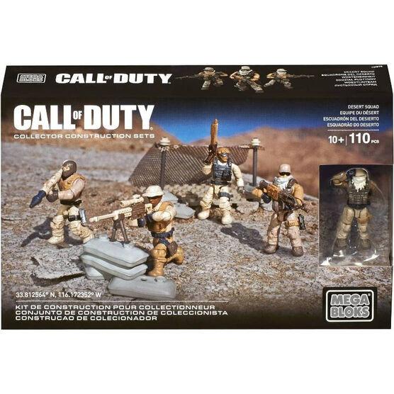 Mega Bloks Call of Duty - Desert Squad