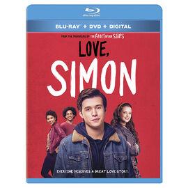 Love, Simon - Blu-ray