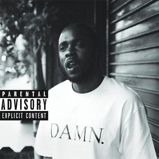 Kendrick Lamar - Damn. Collector's Edition - Vinyl