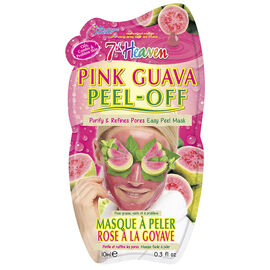 Montagne Jeunesse 7th Heaven Peel Off Clay Mask - Pink Guava - 10ml