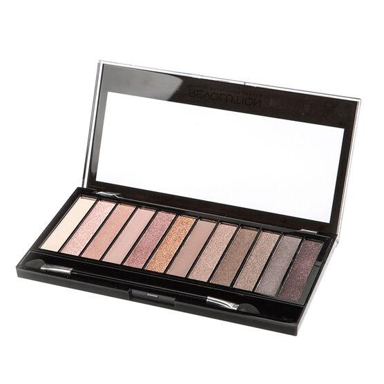 Makeup Revolution Redemption Eyeshadow Palette - Iconic 3