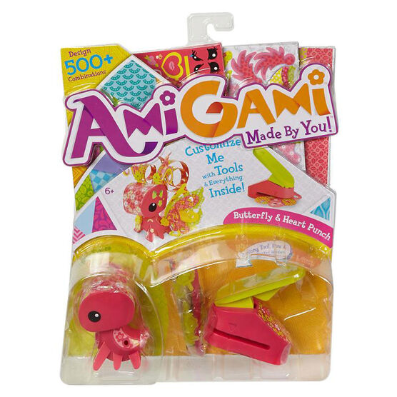 AmiGami Figure & Tool - Assorted