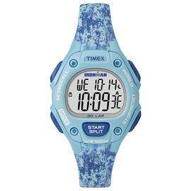 Timex Women's Ironman 30-Lap Watch - Blue - TW5M16200GP