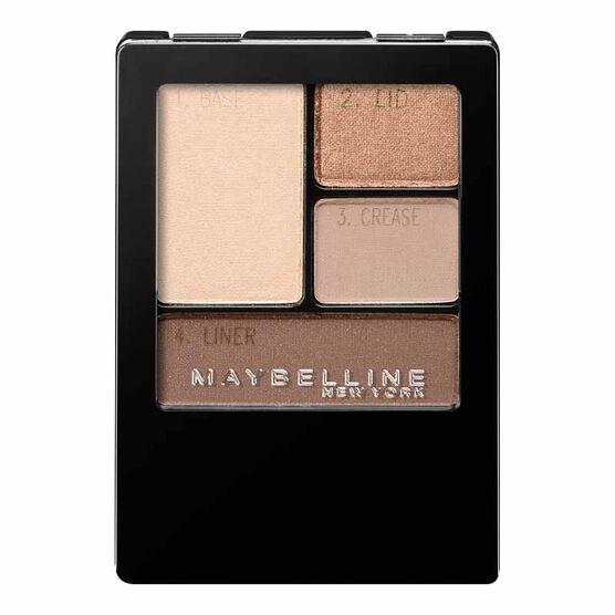 Maybelline ExpertWear Eye Shadow Quad - Chai Latte 22Q