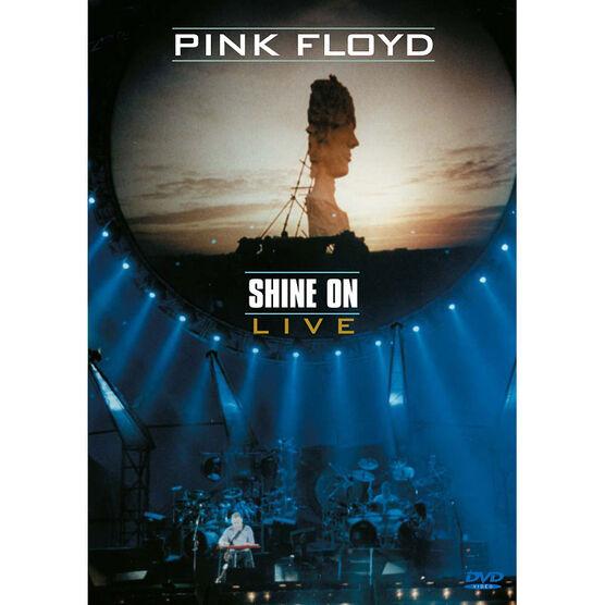 Pink Floyd: Shine On Live - DVD