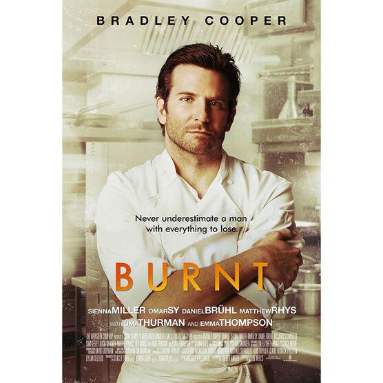 Burnt - DVD
