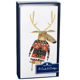 American Greetings Assorted Christmas Cards - Whimsical - 8 pack