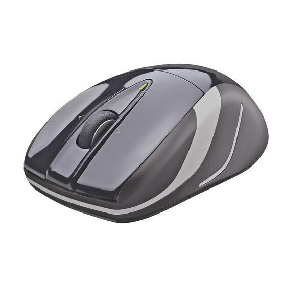 Logitech M525 Power Plus Wireless Mouse - Black - 910-002696