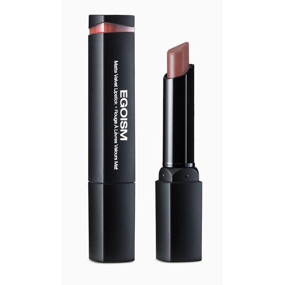 Kiss Pro Egoism Matte Velvet Lipstick - London Fog