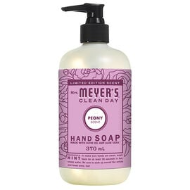 Mrs. Meyer's Clean Day Hand Soap - Peony - 370ml