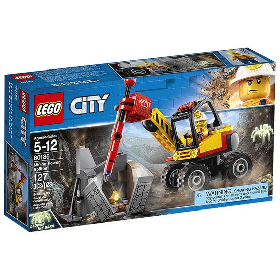 LEGO City - Mining Power Splitter