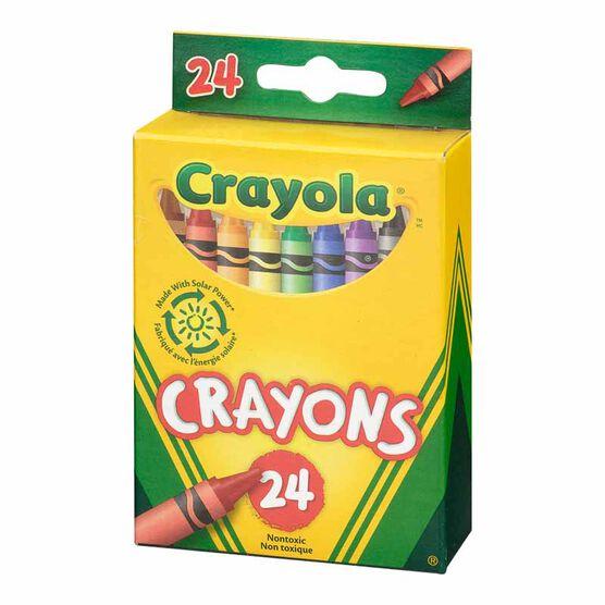 Crayola Crayons Regular - 24 pack