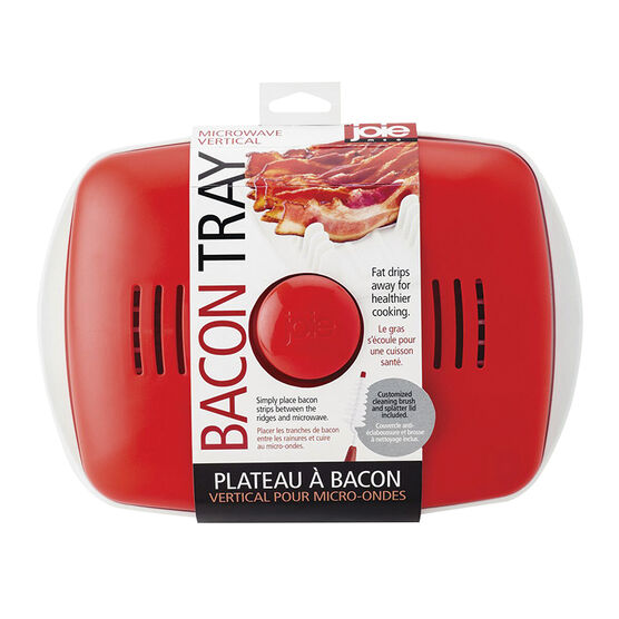 Joie Microwave Vertical Bacon Tray - Assorted