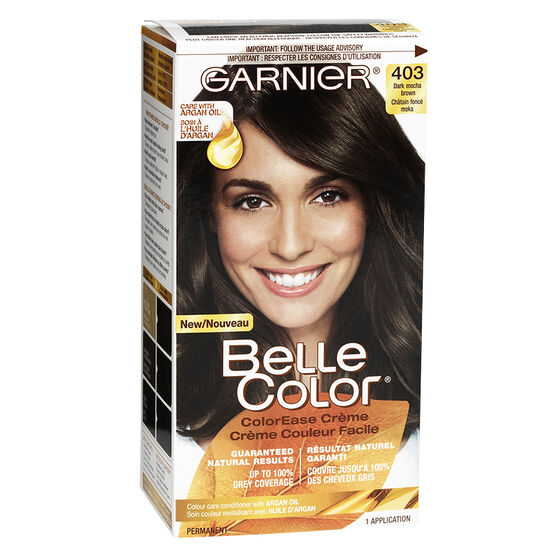 Hair Dye Garnier Color Naturals Creme 5 52 Pearl Light Mahogany Chestnut цена онлайн с доставка в София
