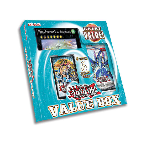 Yu-Gi-Oh Value Box - Assorted