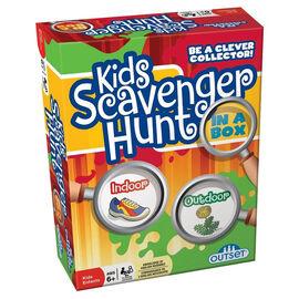 Kids Scavenger Hunt Game