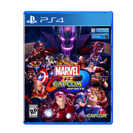 PS4 Marvel Vs. Capcom - Infinite
