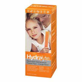 Hydralyte Electrolyte Freeze Pops - Orange - 16 x 62ml