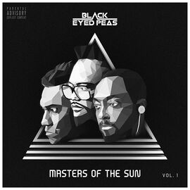Black Eyed Peas - Masters Of The Sun - CD