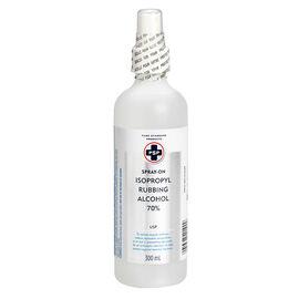 PSP Isopropyl Rubbing Alcohol Spray-On 70% - 300ml