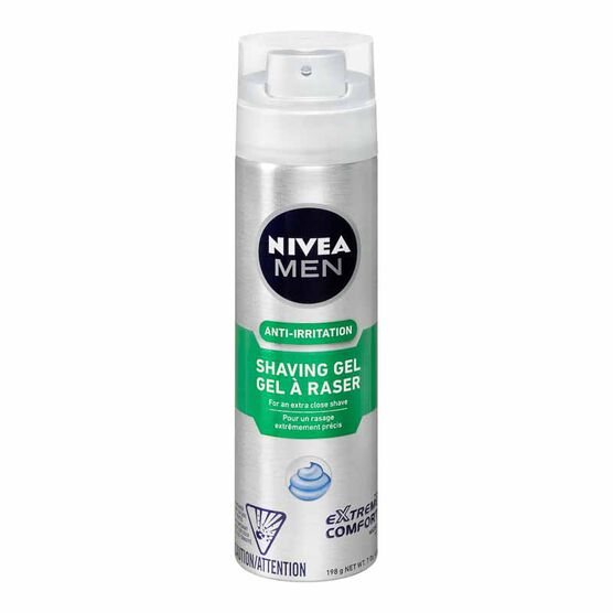 Nivea for Men Extreme Comfort Shaving Gel - 198g