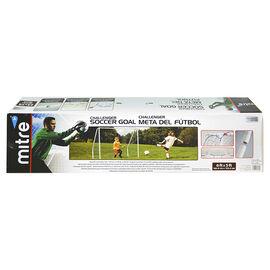 Mitre Soccer Goal - White