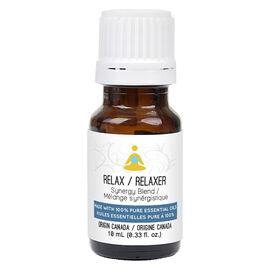 POYA Essential Oil - Relax Synergy - 10ml