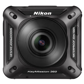 Nikon KeyMission 360 - Black - 48857